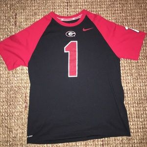 University of Georgia Bulldogs Jersey tee